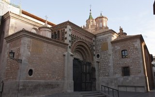 Teruel's Cathedral is one of the most characteristic Mudejar buildings ...